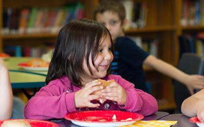 Celebrating our Volunteers :: Marilyn Jorgensen, Core Kitchen Volunteer