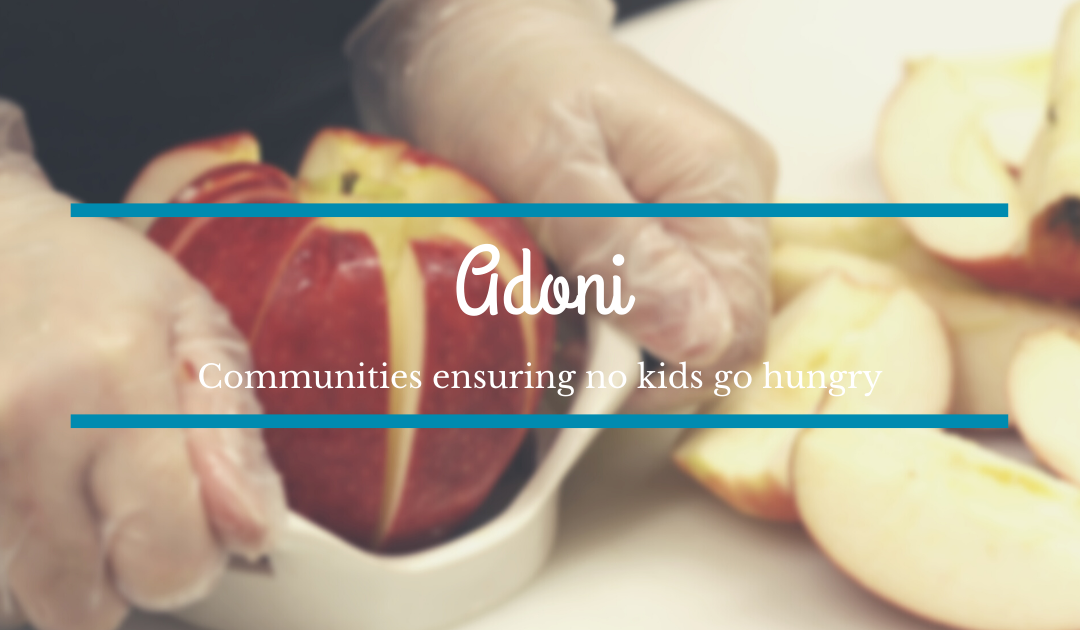 No kids go hungry – Adoni3 min read