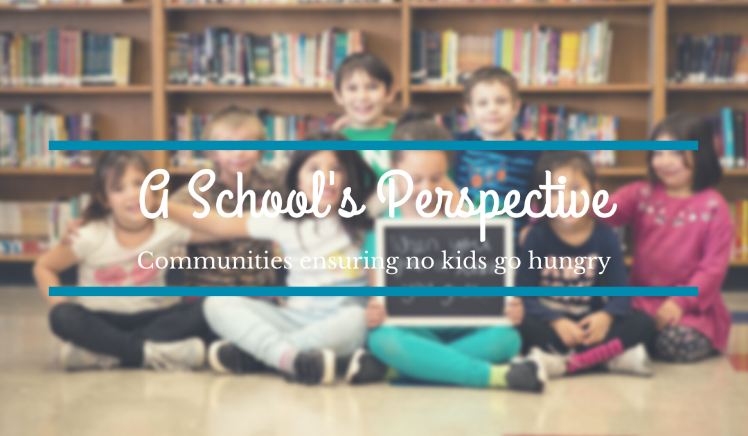 No kids go hungry – A School's Perspective