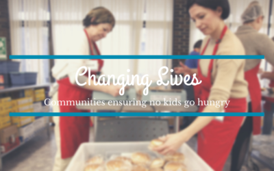 No kids go hungry – Changing Lives