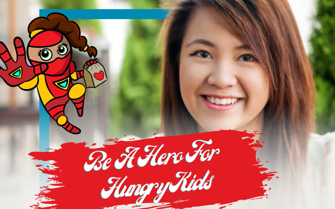 Sofia – Be a Hero for Hungry Kids – Colouring & Design CONTEST!
