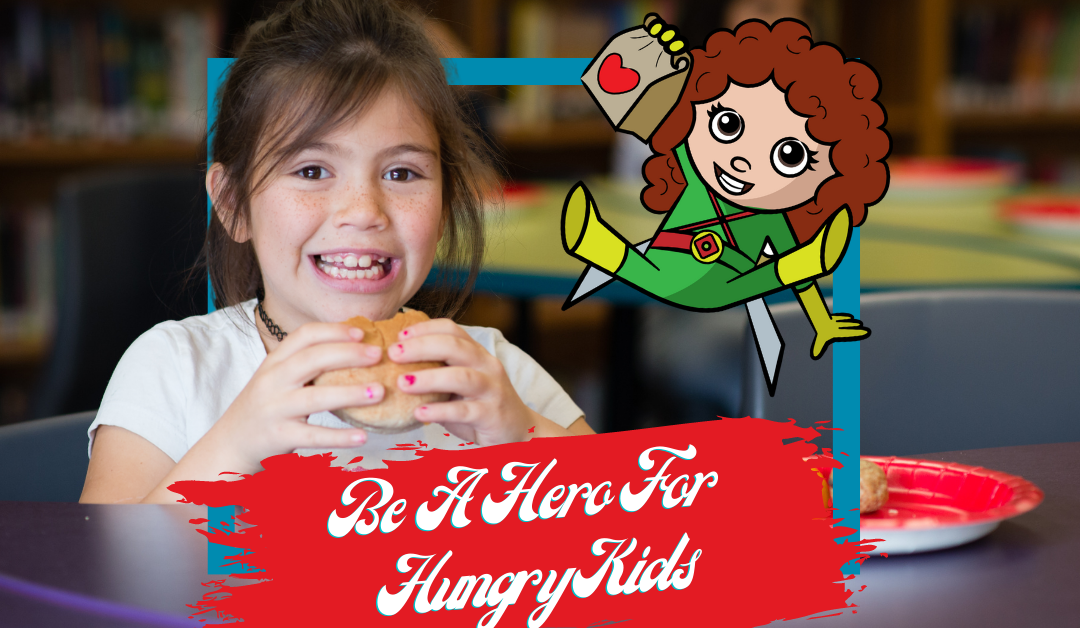 Aiko – Be a Hero for Hungry Kids – Colouring & Design CONTEST!