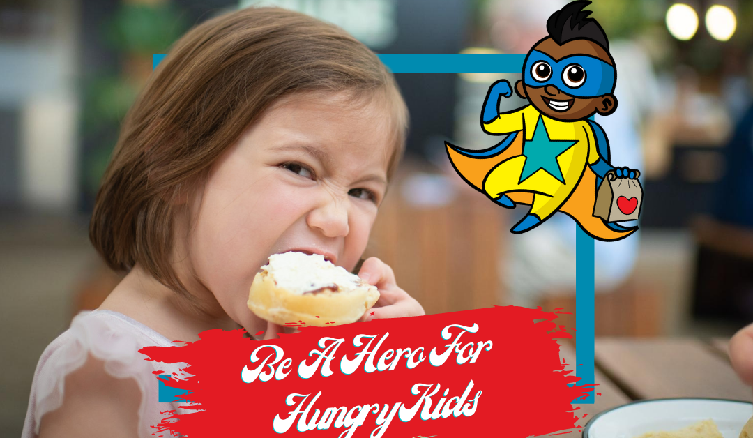 Andy – Be a Hero for Hungry Kids – Colouring & Design CONTEST!